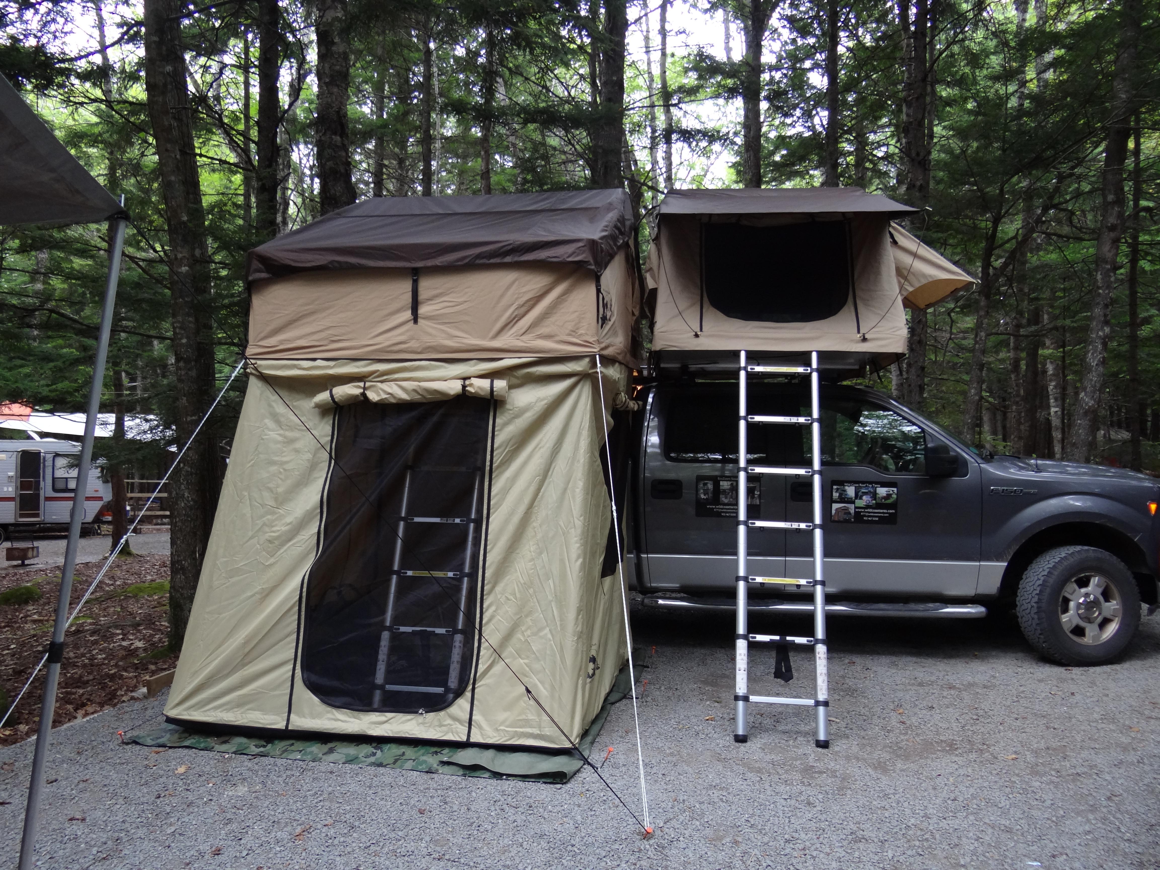 Ecozoom Wild Coast Tents