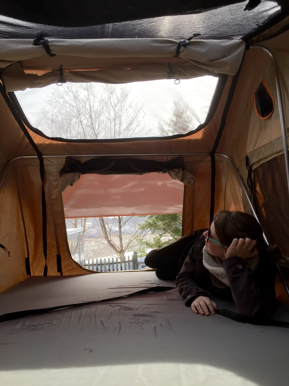 wild coast roof top tent