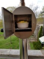 Pipe Oven
