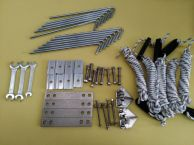Nuts & Bolts for installation